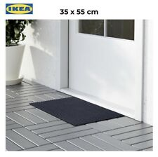 Beste Dirt Trapping Anti Slip Grey Turtle Door Mat With Latex Backing 75 ZA-82