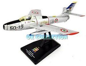 Aeronautica Militare F-84F-61 RE Thunderstreak 1//100 Diecast Metal