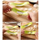 New Creative Convenient Kitchen Arc Garlic Press Tool Useful Gadgets