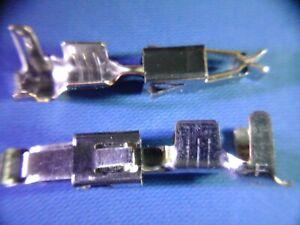 10 x MCP 6,3mm Kontakte in 1,5-2,5mm² N 105 118 01 Ähnlich 000 979 243 E