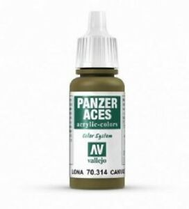 Vallejo-Panzer-Aces-17ml-Acrylic-Paint-VAL314-CANVAS