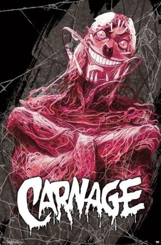 CARNAGE INSANE POSTER MARVEL COMICS 16529 22x34
