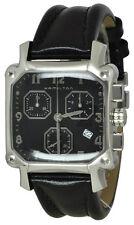 Hamilton American Classic Lloyd Chronograph Black Men Watch H19412733 New Orig
