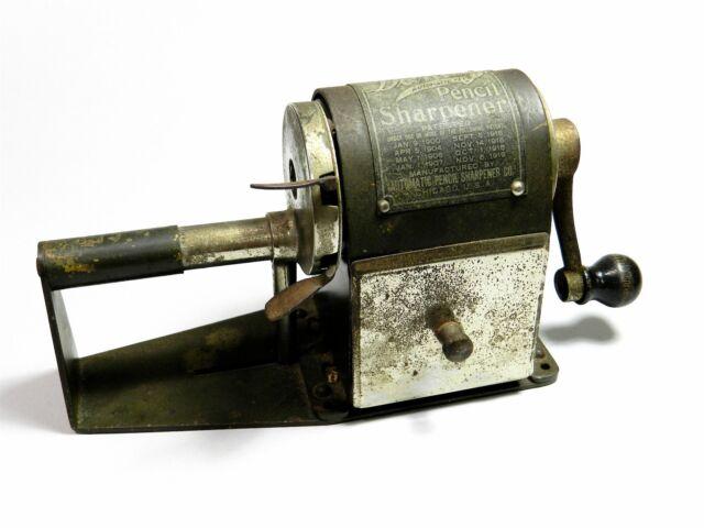 Antique DANDY AUTOMATIC PENCIL SHARPENER Very Rare