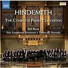 Paul Hindemith - Hindemith: The Complete Piano Concertos (2013)