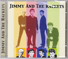 Jimmy & the Rackets-CD mit 20 Original Titel,60er Jahre  Beat/CD-Neuware