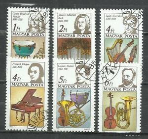 633-SELLOS-HUNGRIA-SERIE-COMPLETA-INSTRUMENTOS-MUSICALES-1985-MUSICA-N-2994-9