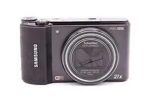 samsung smart camera wb850f 16 2 mp digital camera black rh ebay com Samsung M340 Samsung Refrigerator Problems