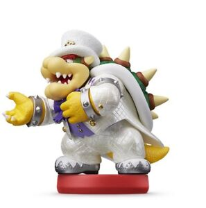 Details About Nintendo Amiibo Bowser Wedding Style Ver Super Mario Odyssey New From Japan