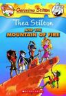 Thea Stilton and the Mountain of Fire by Thea Stilton (Paperback, 2009)