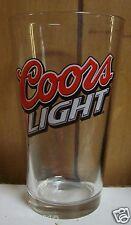 COORS LIGHT  PINT BEER GLASS 16oz.