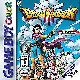 Dragon Warrior Iii Nintendo Game Boy Color 2001 For Sale Online Ebay