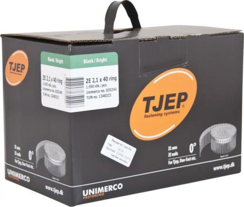 TJEP ZE21//40 Rille blank