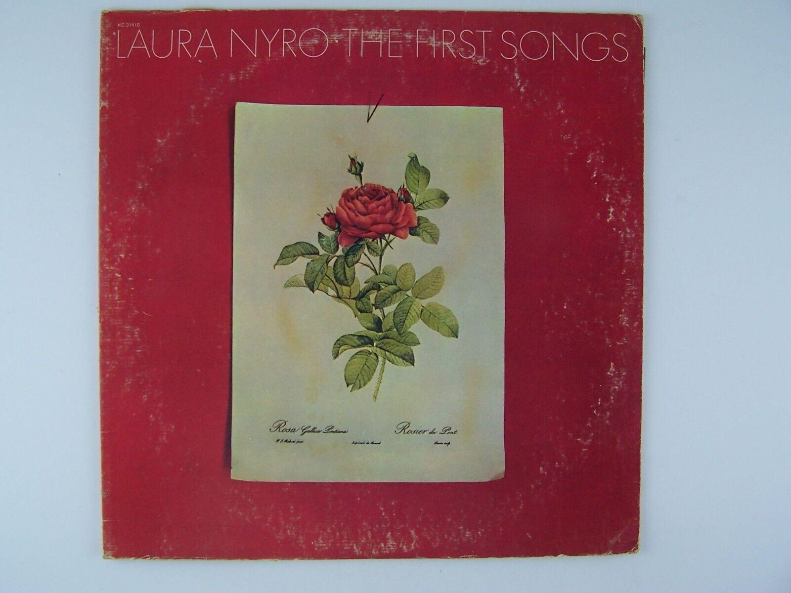Laura Nyro - The First Songs Vinyl LP Record Album KC 3