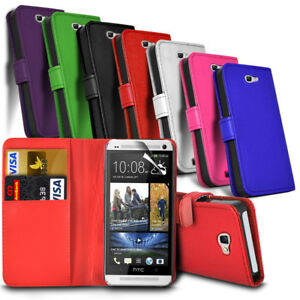 Samsung-Galaxy-Various-Models-Card-Slot-Book-Style-Wallet-Case-Cover
