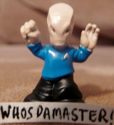 Star Trek Fighter Pods Series 1 #36 GRASIA Micro Figure Mint OOP