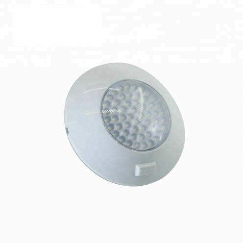 LED Ceiling Light 12V 24V Dome Lamp On//Off//Door Switch Caravan Motorhome Boat
