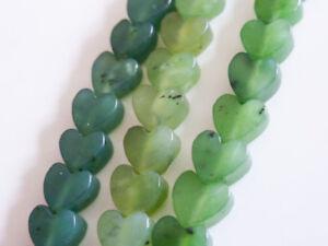 10 x Pretty Little jade jade cœur perles 7 mm x 7 mm semi pierres gemmes-afficher le titre d`origine zaBt5UMQ-07195658-293321056