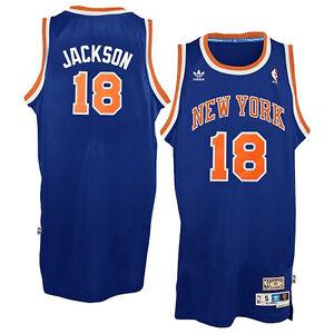 35c34d680 Image is loading New-York-Knicks-Phil-Jackson-Adidas-Soul-Swingman-