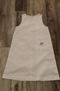 jolie-robe-zippee-ete-coton-blanc-CYRILLUS-taille-10-ans-140-cms-EXCELLENT-ETAT