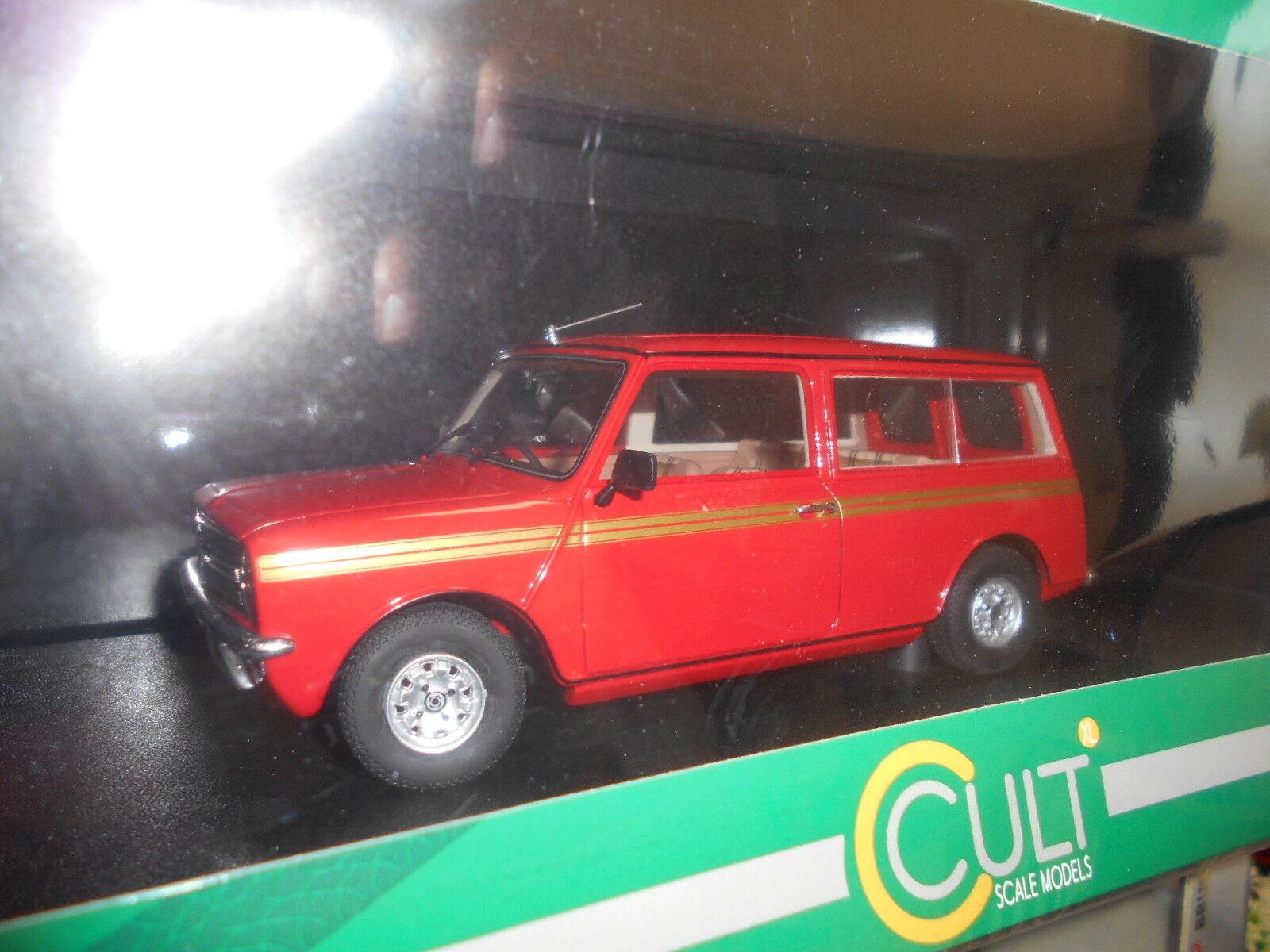 AUT0181 by AUTOCULT Mini clubman Sommer hl 1 18
