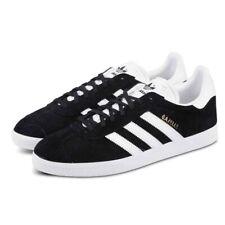 Adidas Originals Mens Gazelle Trainers Casual Shoes Black Navy Grey Size 41a3549e6