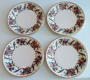 Image Is Loading Lenox Holiday Tartan China Accent Luncheon Plate 9