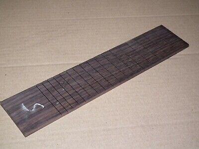 Schneidig Soprano Ukulele Fingerboard Indian Rosewood. Slotted 346mm Scale.
