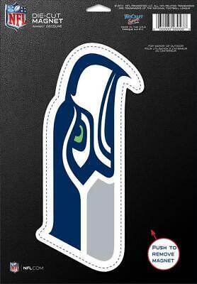 Seattle Seahawks Großer Logo Magnet 17 Cm !,nfl Football,neu