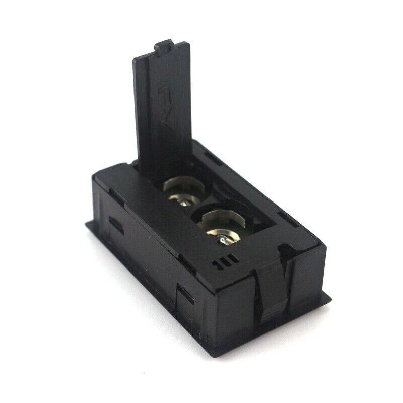 Smart Electronics Black Mini Digital Gauge Hygrometer Thermometer Meter Humidity