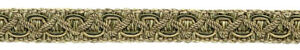 Loden-Green-Harvest-Gold-Dark-Sand-3-4-034-Gimp-Braid-5-Yards
