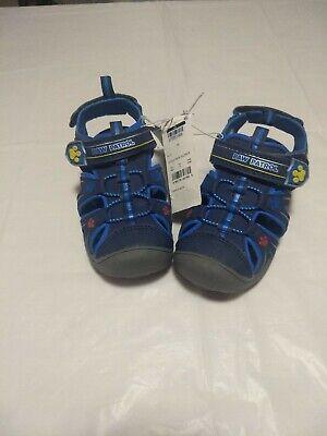 Paw Patrol Blue Light UP Hiking Sandals