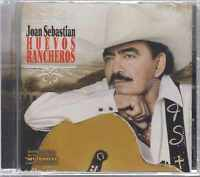 Sealed - Joan Sebastian Cd Huevos Rancheros Includes 11 Tracks Brand