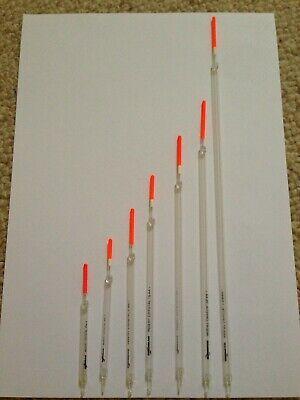 Drennan  gaint   Insert Wagglers  set//4    1//1.5//2//2.5 grams