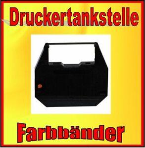 5x-Farbband-Gr-186C-fuer-Olympia-125-Carrera-2000-de-Luxe-MD-II-Carrera-S-SC-SII