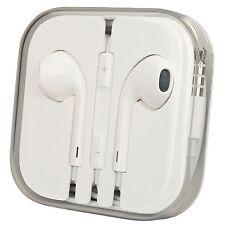 100% Genuine Apple iPhone EarPods Headphone Earphone Handsfree With Mic