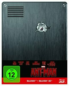 Ant-Man-Steelbook-Limited-Edition-Blu-ray-Blu-ray-3D-NEU-OVP