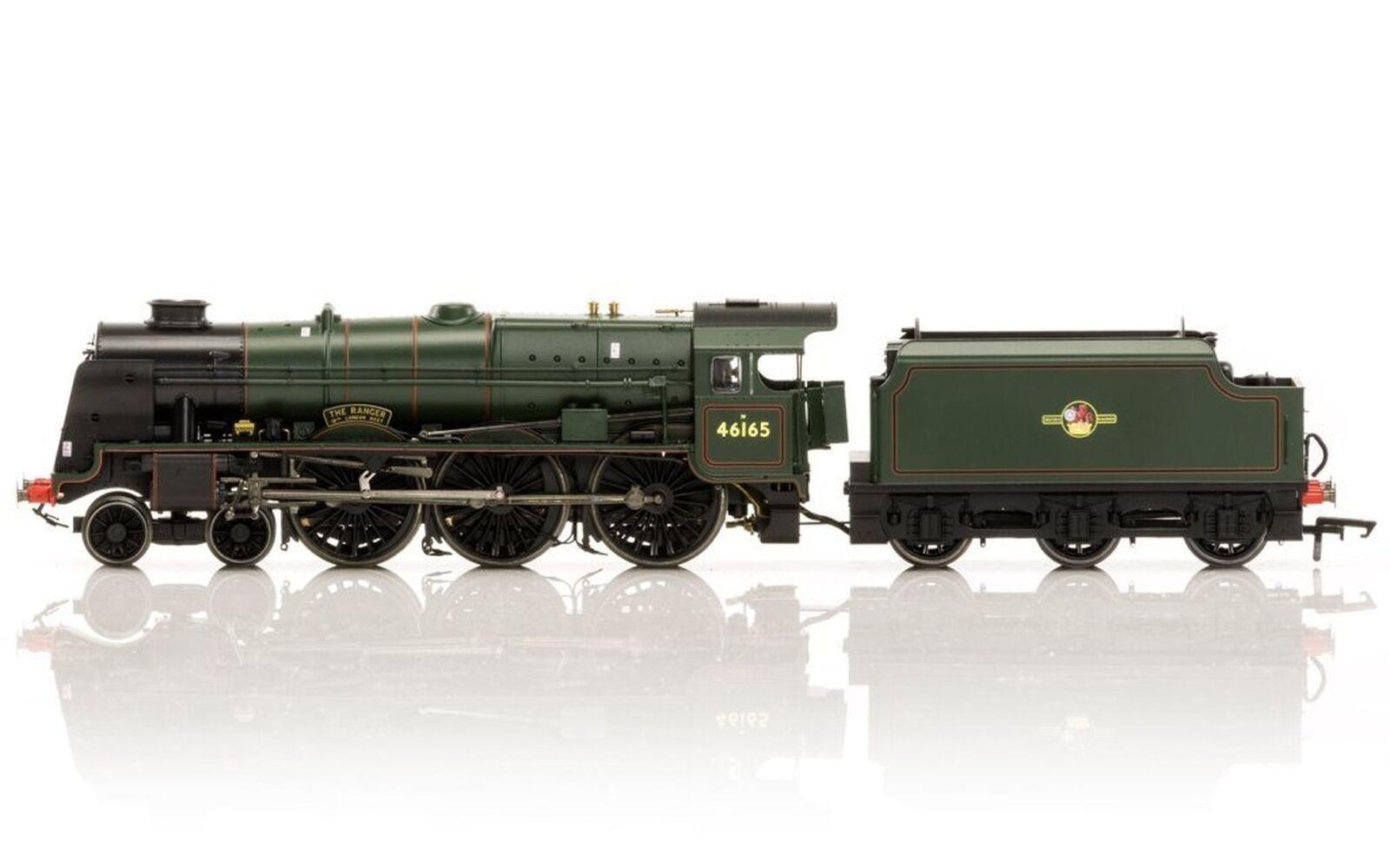 Hornby Hornby Hornby R3558 4-6-0 The Ranger 46165 Royal Scot classe Late BR Train modello Set 972bca