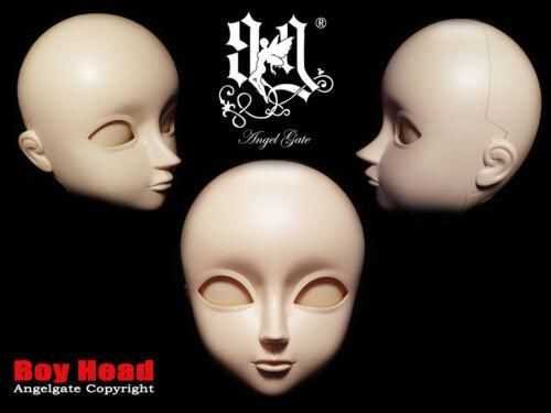 AngelGate Nude OOAK BOY Head only 20pcs limited