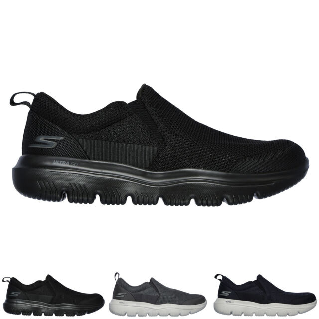 skechers on the go mens trainers