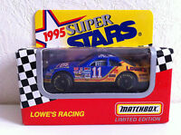 Matchbox Super Stars - Voiture Racing Nascar N° 11 Lowe's (ltd Ed. - 1/64)