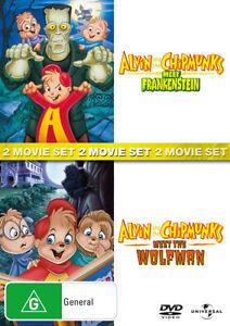 Alvin-and-the-Chipmunks-Meet-Frankenstein-The-Wolfman-NEW-DVD-cartoon-REGION-4