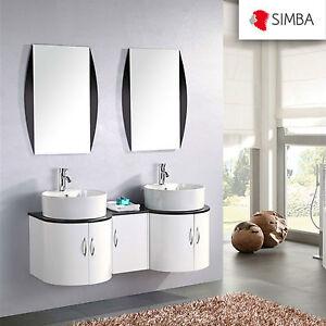 Muebles para baño para cuarto de baño espejo baño 138 cm TIGER grifo ...