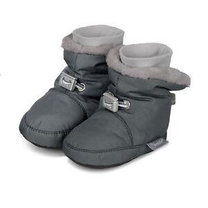 brand new 6d87c 42c07 Details zu Sterntaler Baby Winterschuhe Gr. 17-22 Wagenschuhe grau Baby  Schuhe neu!