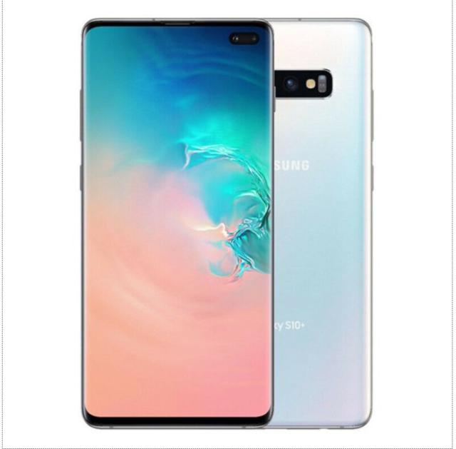 Refurbished Samsung Galaxy S10+ G975U 128GB Factory Unlocked Android Sm