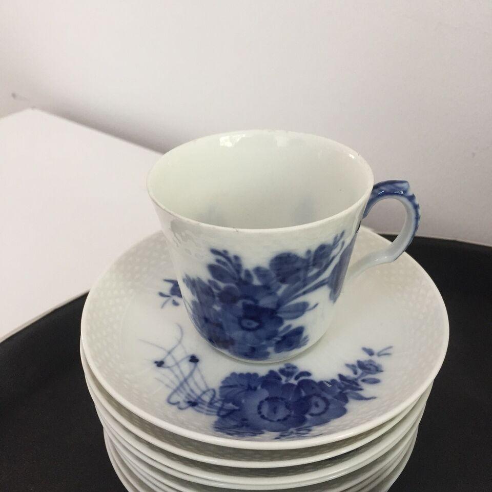 Porcelæn, Mokkasæt, Royal Copenhagen
