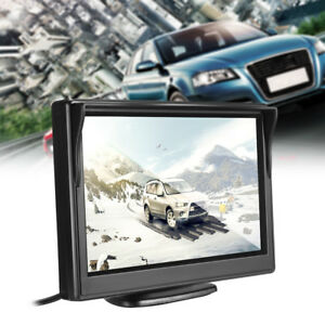 5-039-039-Color-TFT-LCD-Car-Rearview-Monitor-Screen-for-Reverse-Backup-Parking-new