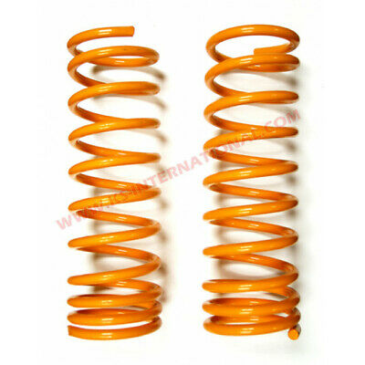 NEW *20/% UPRATED* Terrano R20 2.7TD Rear Coil Spring Pair 1993-On