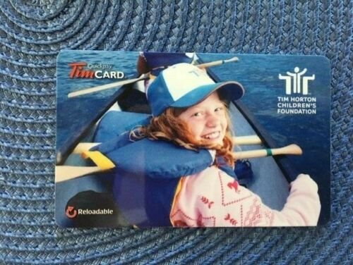 Tim Hortons 2013 Children/'s Foundation FD 35388 series 6088 CAN