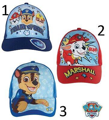 Disney Paw Patrol Kinder Cap Basecap Kappe Mütze Kopfbedeckung Größe 53 NEU